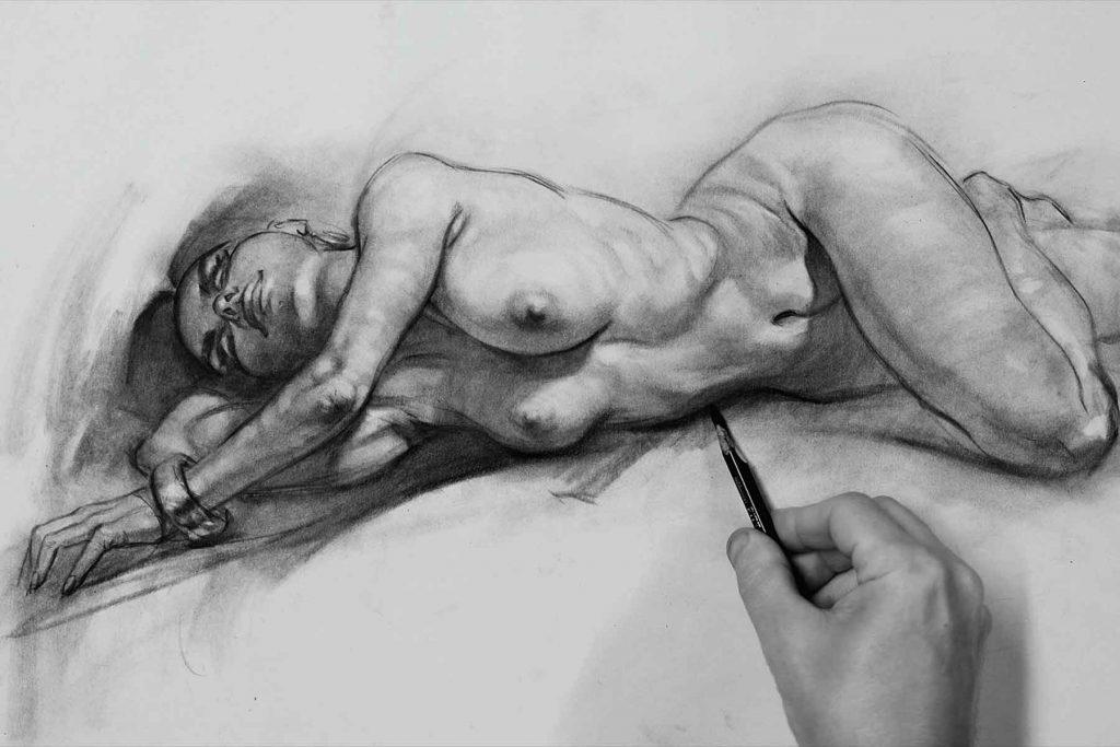 อยากเป็นนักวาดภาพศิลปะต้องทำยังไง
