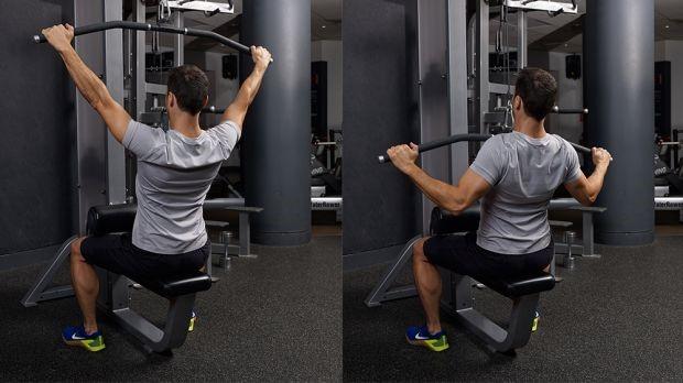 อยากให้กล้ามเนื้อหลังหนา ๆ ต้องเล่น 3 ท่านี้ ข่าวสาร ความรู้ สุขภาพ ครอบครัว กีฬา ออกกำลังกาย กล้ามเนื้อหลังหนา ๆ ด้วย 3 ท่า