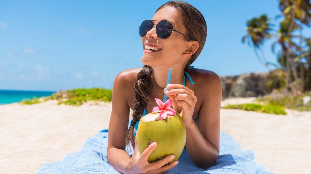 น้ำมะพร้าว อร่อยและดี มีประโยชน์ต่อร่างกาย ข่าวสาร ความรู้ สุขภาพ ครอบครัว กีฬา ออกกำลังกาย ประโยชน์น้ำมะพร้าว