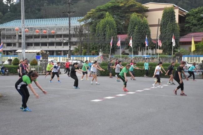 ประโยชน์ของการเต้นแอโรบิค ข่าวสาร ความรู้ สุขภาพ ครอบครัว กีฬา ออกกำลังกาย ประโยชน์ของการเต้นแอโรบิค